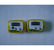 LCD Digital Pedometer Step Running Walking Counter