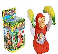 Electric Tipping Bucket Orangutan Children's Toys