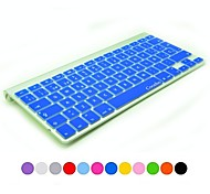 "Coosbo® Spanish EU Layout Silicone Keyboard Cover Skin for Imac G6 13""/15""/17"" Macbook Air Pro/Retina (Assorted Colors)"