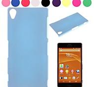 Pure Color Non-Slip Design Hard Case for Sony Xperia Z3 L55t(Assorted Colors)