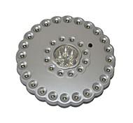 Linternas y Lámparas de Camping LED 3 Modo Lumens AA Camping/Senderismo/Cuevas-Otros,Plateado ABS