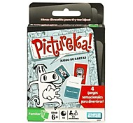 Hasbro Games PICTUREKA Card Game