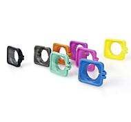 g-706 lente tampa anel quadro protecter w / lente pc para gopor herói 03/03 + / 4