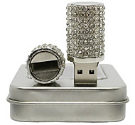estilo de cristal Ousu usb 16gb pen drive flash drive