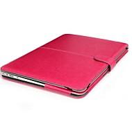 caso de cuero de alta calidad de color sólido para MacBook Air de 11,6 pulgadas
