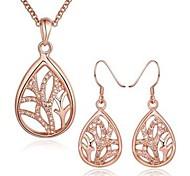 Exquisite Pendant Necklaces Sakura Pendant Style Cool Jewelry Set
