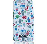 Moomin Tpu Soft Case for iPhone 6