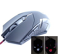 Cliry M2300 Gaming Wire Mouse 6 Buttons DPI1600