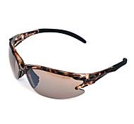 Gafas de Sol hombres / mujeres / Unisex's Clásico / Deportes / Moda Envuelva Leopardo Gafas de Sol Media Montura