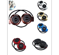 Mini-503 Universal Wireless Bluetooth Stereo Sport Music Headset with Built-in Microphone For iPhone Samsung Ipad