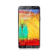 hohe Transparenz matte LCD Screen Protector mit Reinigungstuch für Samsung Galaxy Note 3