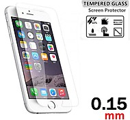 9H 0.15mm Premium Anti-shatter Tempered Glass Screen Protective Film for iPhone 6S/6