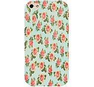 Little Rose modello di caso per iPhone 4 / 4S