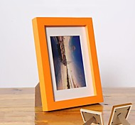 Personalized Framed Photo 10 inches Colourful Wooden Frame with Stand 1 Photo