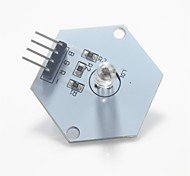rgb llevó el módulo de Arduino