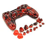 PS4 controller geval vervangende onderdelen voor PS4-controller