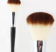brocha en polvo profesional de cara de la herramienta de maquillaje de belleza