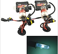 Kit Carking ™ 12V 35W H3 6000K White Light Xenon HID