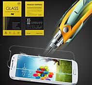 hd delgada clara prueba de explosiones de ultra vidrio templado cubierta protectora de pantalla para i9500 Samsung Galaxy S4