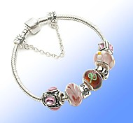 Charm Bracelet for Valentine and Christmas Gift