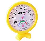 Household Baby Room Hygrometer Thermometer Temperature Humidity Meter WALVICO TH108A
