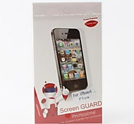 Clear Screen Protector with Cleaning Cloth for iPhone 6 Plus