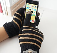 qianjiatian®men luvas touchscreen para celulares b-14012