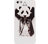 White Trash Design Aluminum Hard Case for iPhone 4/4S