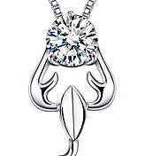 925 Sterling Silver The Zodiac Pendant - Scorpio