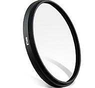 67mm sidande anillo de aluminio filtro de cámara ultravioleta para nikon canon
