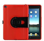 HHMM Shockproof Drop resistance and Anti-Dust Business Style Back Cover Case for iPad Air 2/iPad 6 (Assorted Colors)