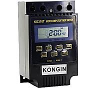 2 '' Lcd KG316T micro interruptor de tiempo de computadora (110v)