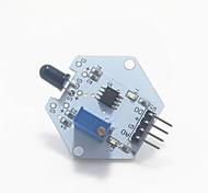 module de capteur de flamme LDTR-0005 pour Arduino - bleu + noir (3,3 ~ 5v)