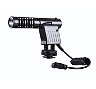 Wholesale Free Shipping BY-VM01 Condenser Recording Microphone for Camera DSLR DV Camcorders