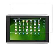 dengpin 10,1 '' de alta definición clara hd pantalla invisible película del protector del protector para acer tablet Iconia A500 pestaña