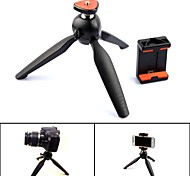 YUNTENG Mini Tripod Mount w/ Clip for Digital Camera / GoPro Camera / Cell phone