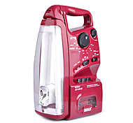 Sunca SF-288B Rechargeable Camping Lantern Tent Light(Red)