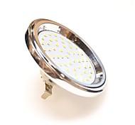 Everbrite G53 7 W 51 SMD 2835 600 LM Cool White AR111 Decorative Spot Lights AC 85-265 / AC 12 V