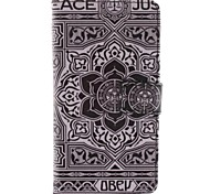 Full Body Wallet / Card Holder / with Stand / Flip Mandala PU Leather Hard Case Cover For Sony Other