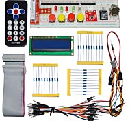 Keyes partes electrónicas Pack para pi frambuesa (negro control remoto)