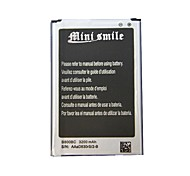 Minismile™ Replacement 3.8V 3200mAh Rechargeable Li-ion Battery for Samsung Galaxy Note 3 / N9000 / N9005 / N9002