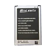 minismile ™ recargable 3200mah 3.8v reemplazo de la batería li-ion para Samsung Galaxy Note 3 / N9000 / n9005 / n9002