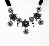 Women's Alloy Necklace Party/Office & Career