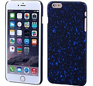 Fashion Galaxy Series Plastics Cover for iPhone 6(Assorted Colors)