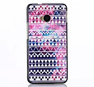 The Star Symbol Pattern PC Hard Back Case for HTC M7
