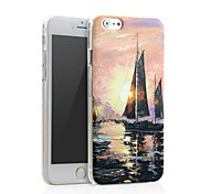 ANZO New Technology Hot Sell Colorful 3D Carving Cell Phone Cover Case for iPhone 6