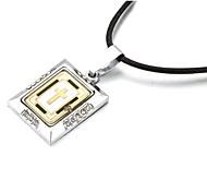 biblia crucifijo de oro de zinc collar pendiente de la aleación