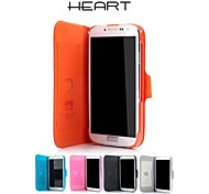 Promotion Seven Wei Series Phone Leather Cases for SamsungS4 I9500(Assorted Colors)