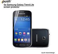 alta transparencia hd Protector de pantalla para Samsung Galaxy Lite tendencia s7390