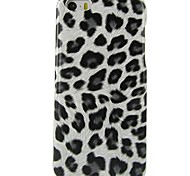 Leopard Print Design Pattern Hard Cover for iPhone 4/4S